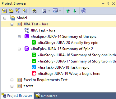 JuraProjectBrowser