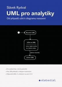 Obálka knihy UML pro Analytiky